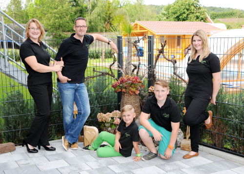 Heidi, Armin, Tim, Sebastian und Carolin