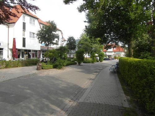 Seestraße Zingst