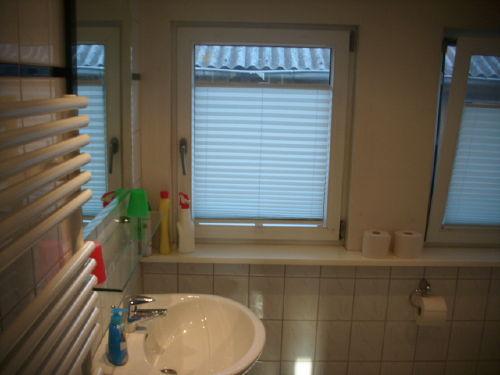 Hier das Bad zu Zimmer