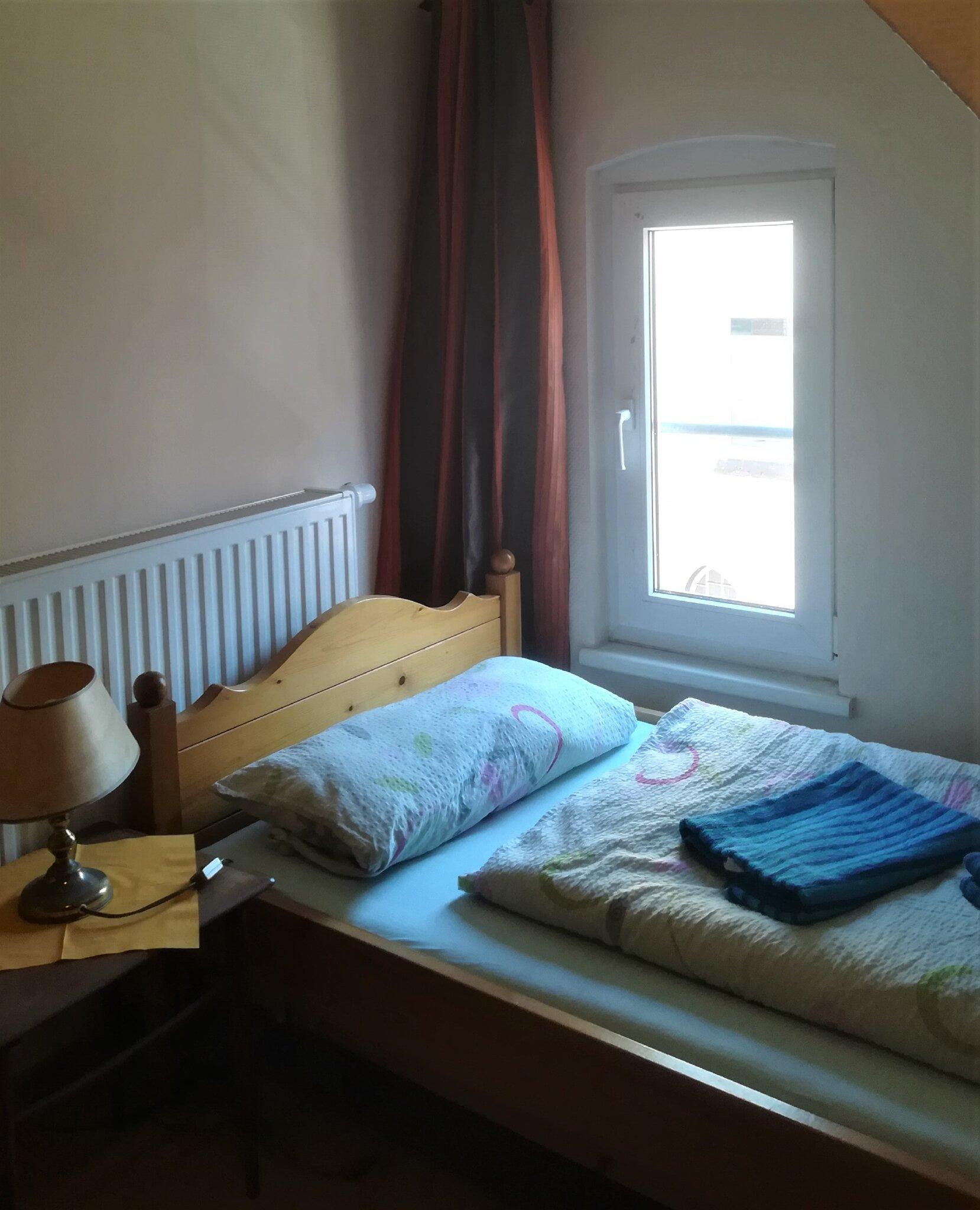 Schlafzimmer 2, Doppelbett