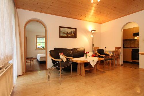Wohnraum zum entspannen