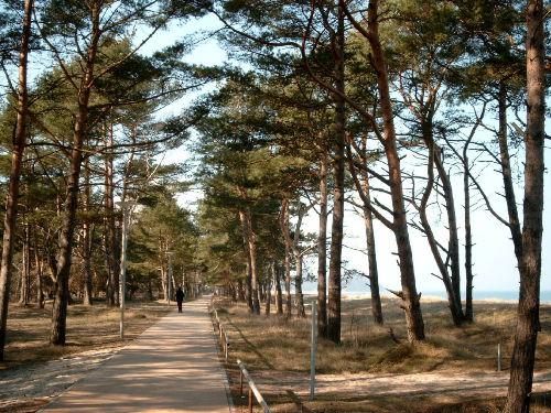 Promenade Sellin - Göhren