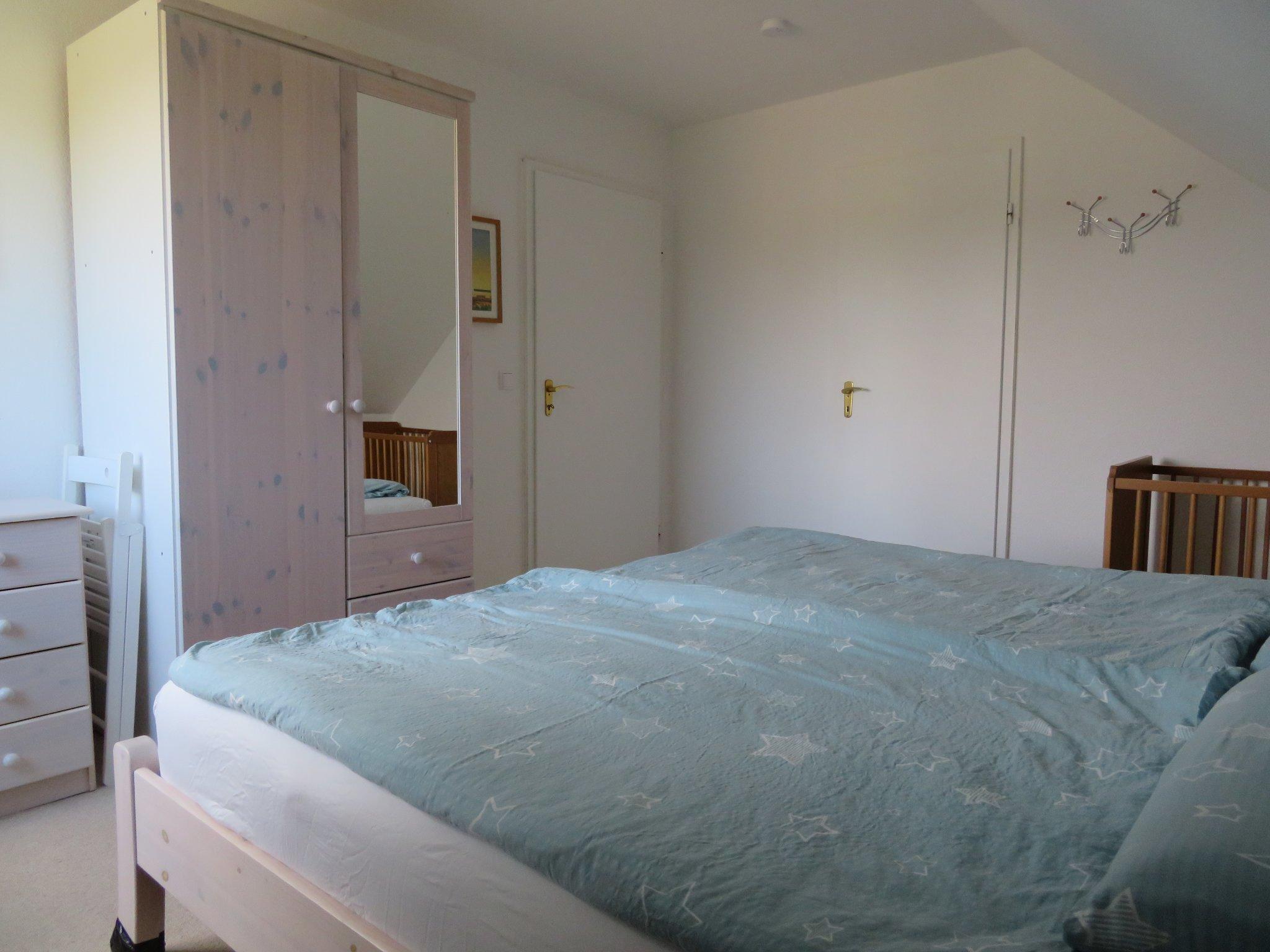 Schlafzimmer Abseite