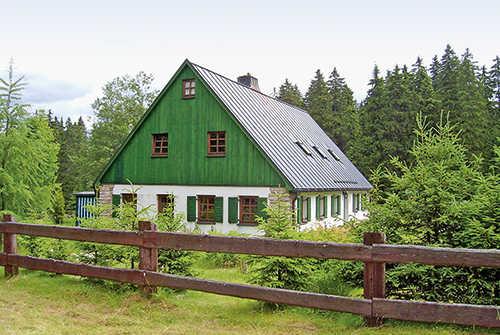 Detailbild von Ferienhaus Henneberg