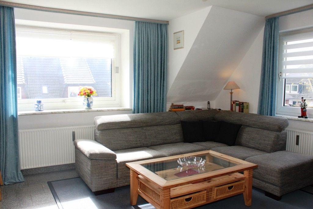 Wohnraum 1 EG mit Terrasse