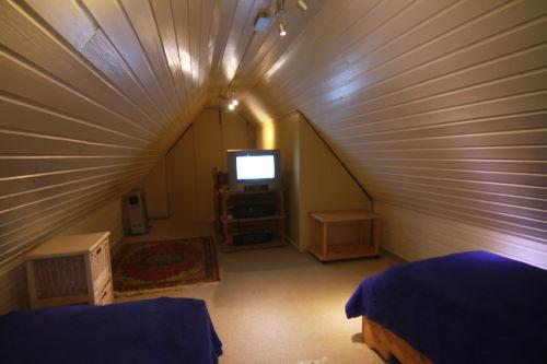 2. Schlafraum Whg. 3 2 Einzelbetten