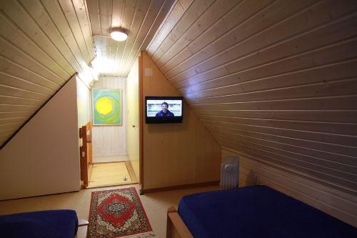 2. Schlafraum Whg. 4 Einzelbetten