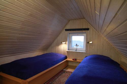 2. Schlafraum Whg. 4 mit 2 Einzelbetten