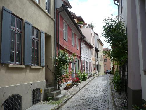 Strassenansicht Badstüberstrasse
