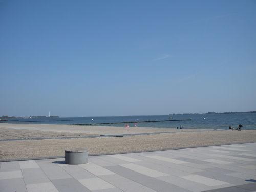 Strand , 7 Min. mit dem Fahrrad
