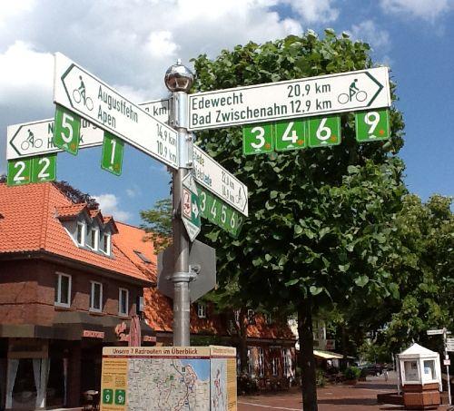 Fahrradtouren im Ammerland