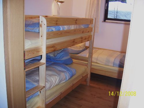 3-Raum-Wohnung Nr. 10 Kinderschlafzimme