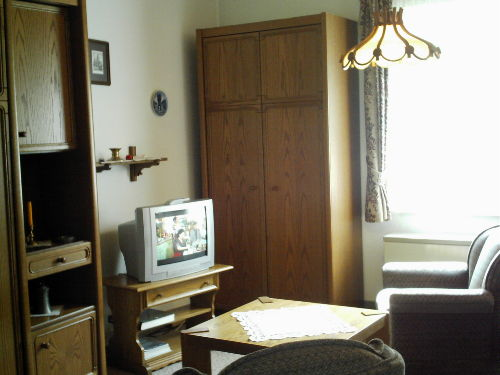 2-Raum-Wohnung mit Terrasse Nr. 1