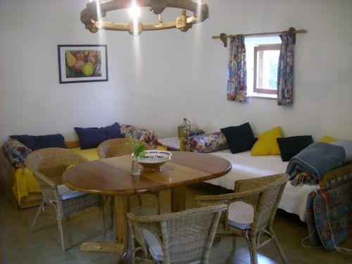 kleine Wohnung Wohnraum Küche