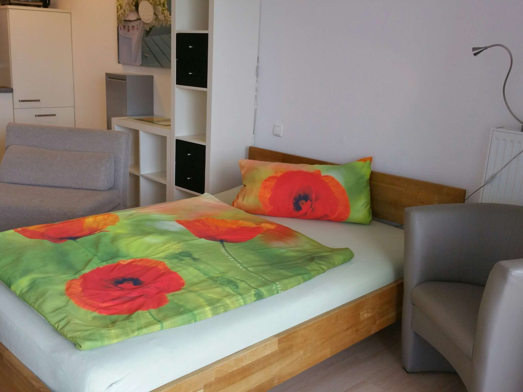 rückenfreundliches Bett 140m breit