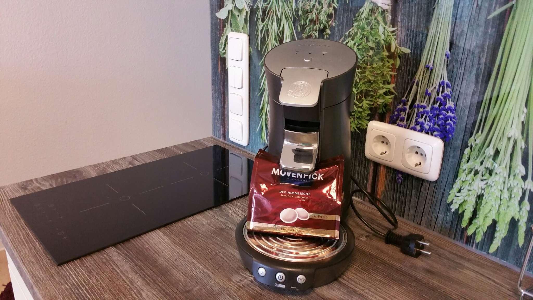 Gruß aus der Kaffee-Küche