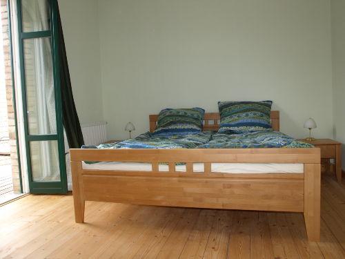 Malve: Elternschlafzimmer mit Balkon