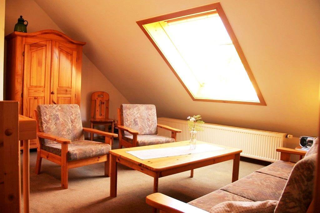 Schlafzimmer Woh. 3