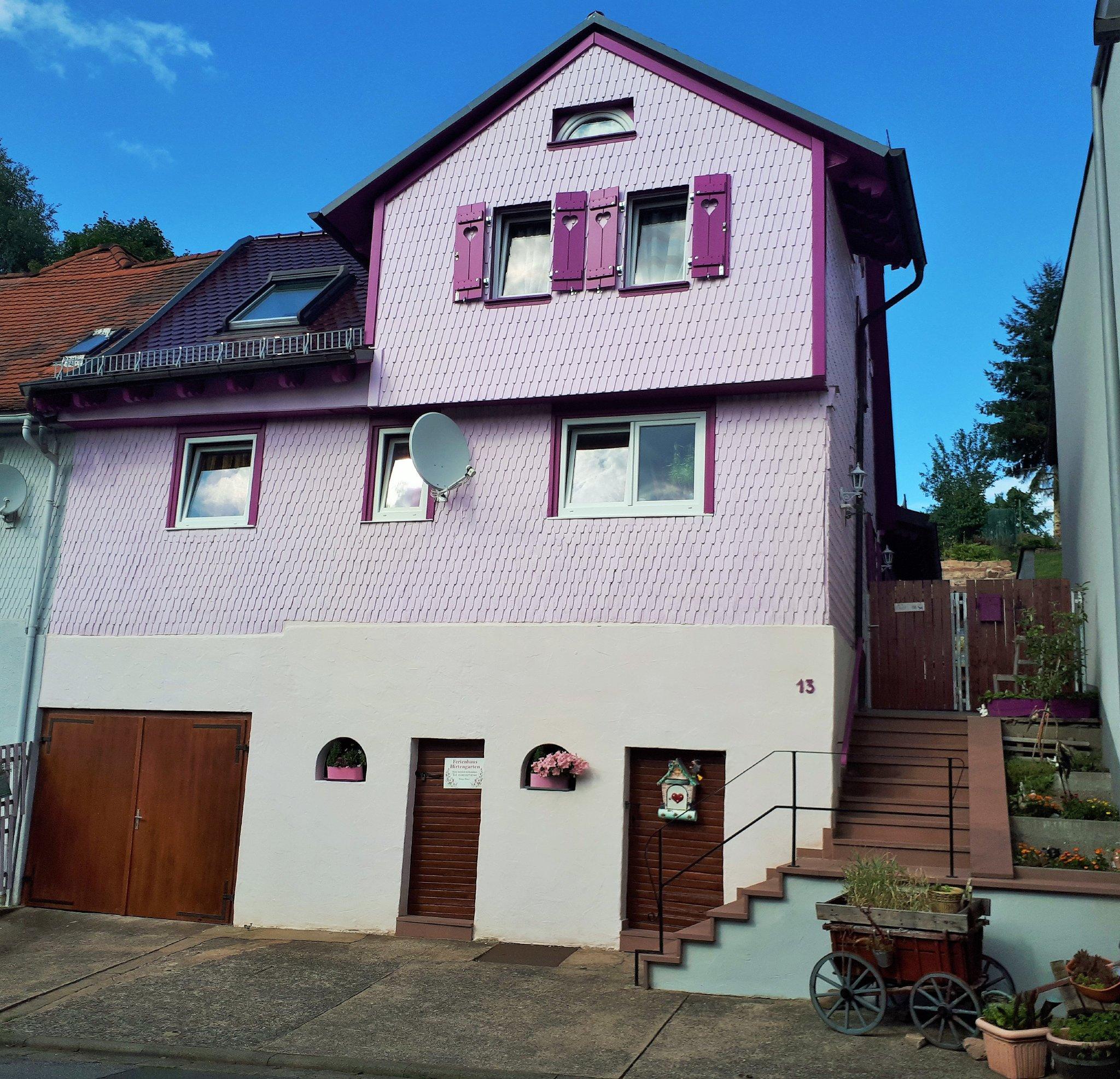 Detailbild von Ferienhaus Hirtengarten