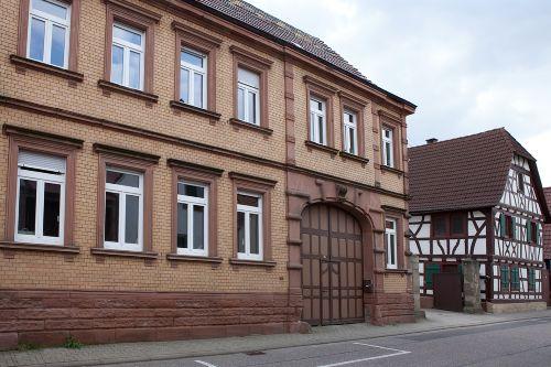 Umgebung von Pension Jakobshof Freckenfeld