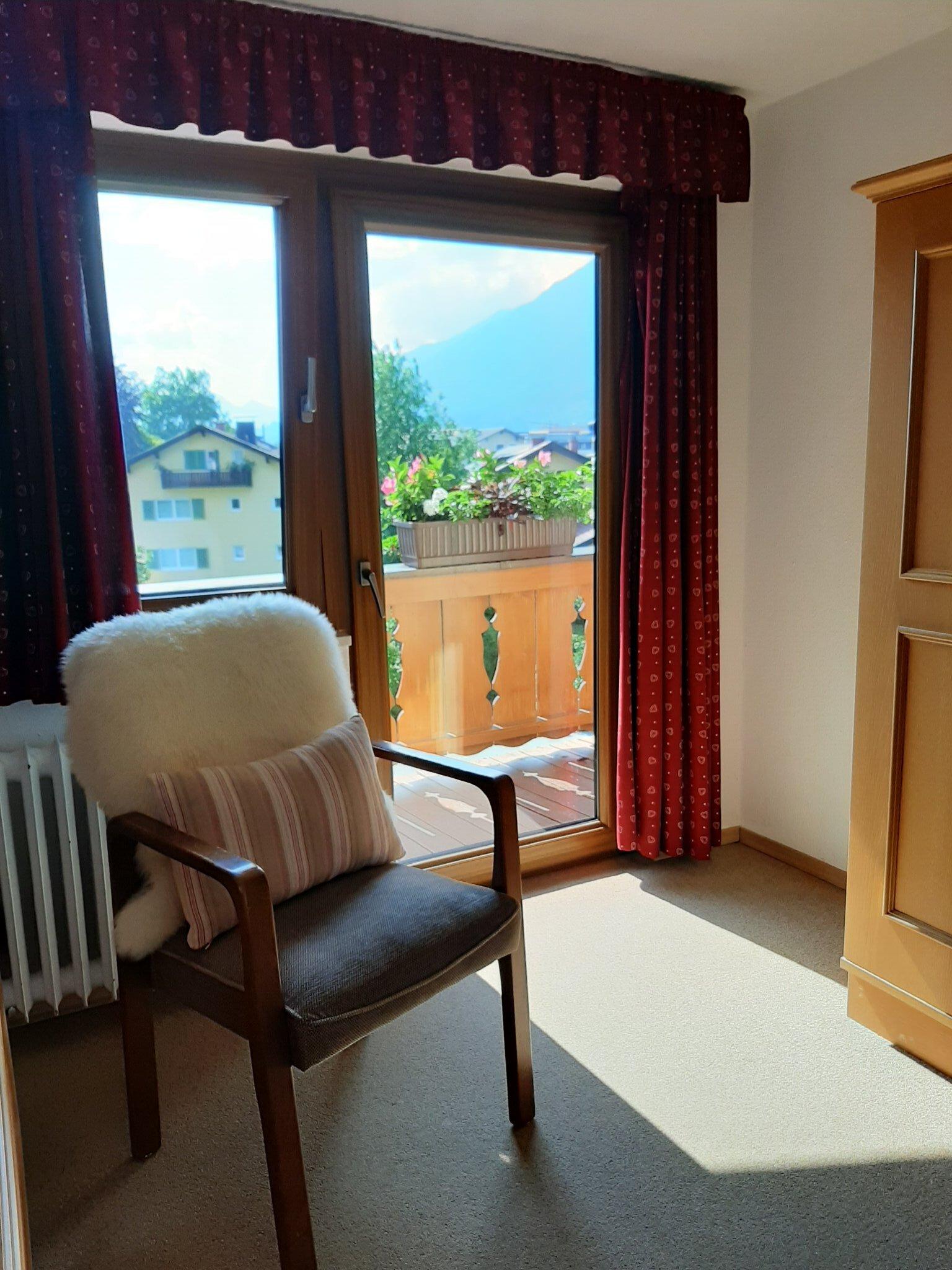 Schlafzimmer Whg. Zugspitze