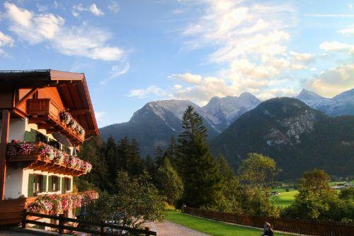Gästehaus mit Panoramablick