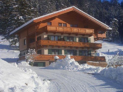 Winterurlaub Gästehaus Fernsebner