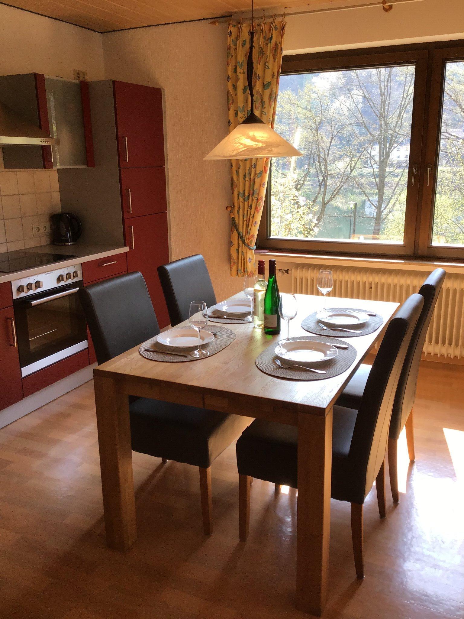 Zusatzbild Nr. 01 von Ferienwohnungen Moselblick - Wohnung Schlossberg