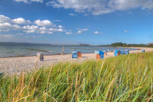 Strand vor Fewo Arkonablick