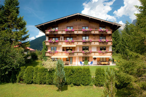 Pension Grieseltal in sonniger Lage