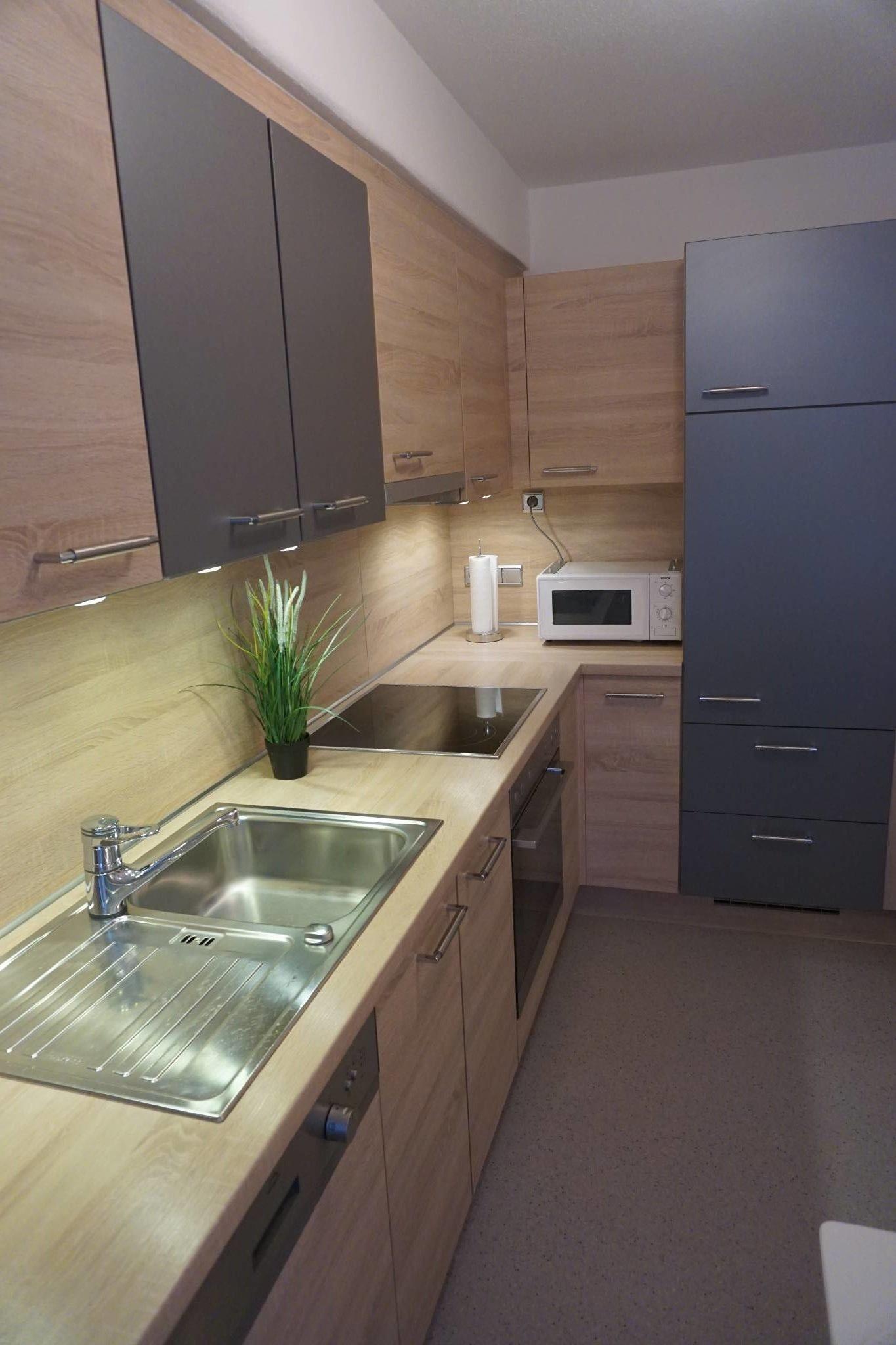 Im November 2013 neu eingebaute Küche