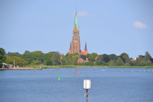 Schleswiger Dom an der Schlei