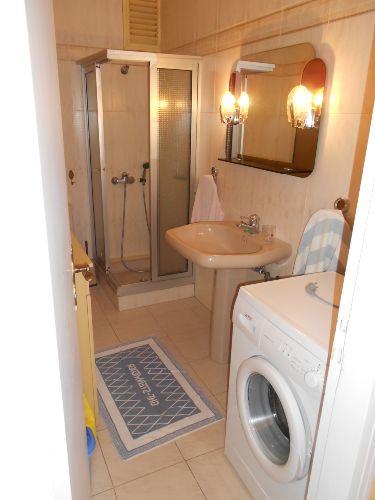Badezimmer mit WMA