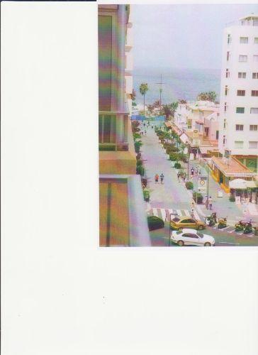 Blick Balkon zu Meeresschwimmbecken