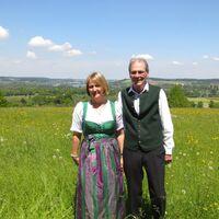 Vermieter: Herr & Frau Mühlbacher