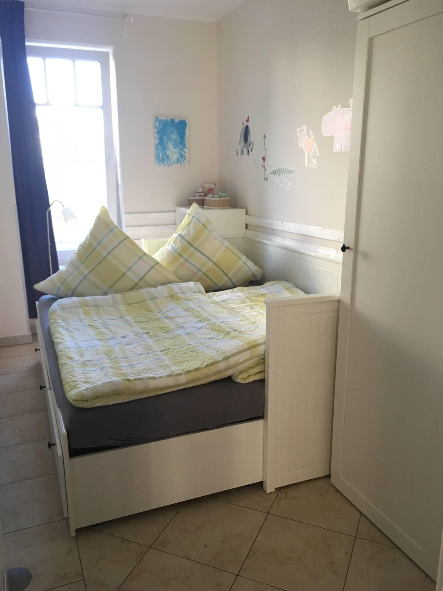 Schlafzimmer - Träumen und Kraft tanken