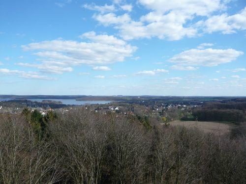Ausblick vom Holzberg
