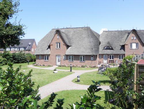 Umgebung von Hüs Waasluuper - Ferienhausteil Seeschwalbe