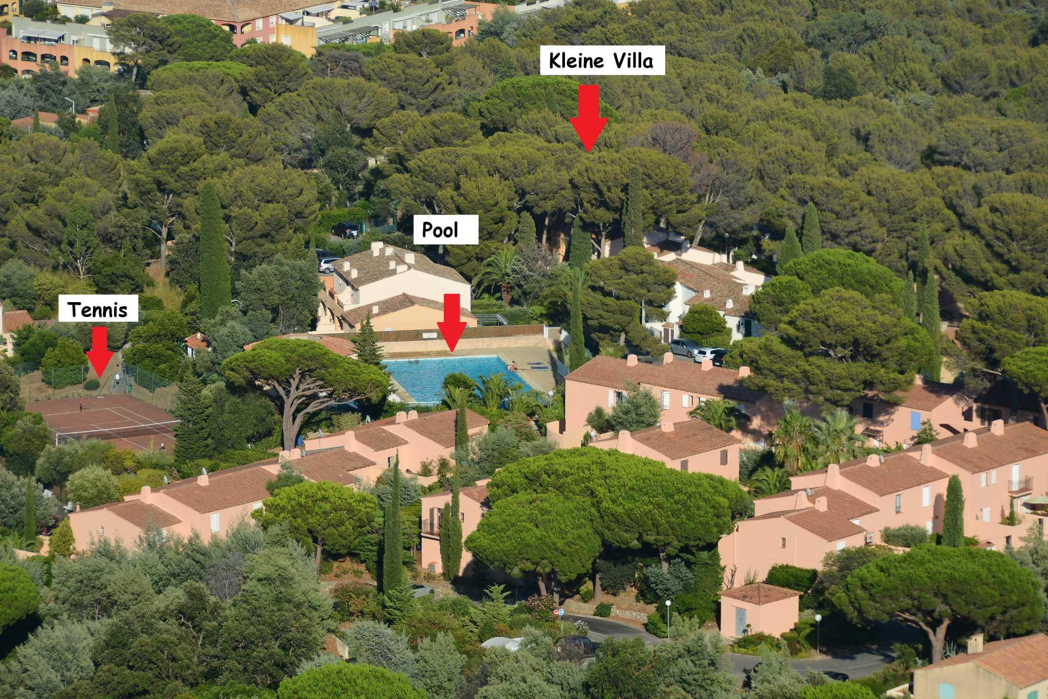 """So wohnt die """"Kleine Villa""""..."""