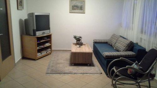 Sitz- und Fernsehehbereich