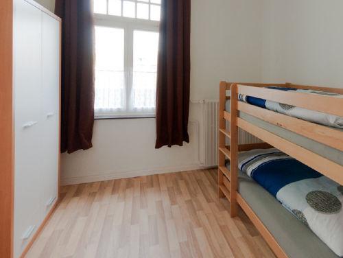 Schlafzimmer Stockbett unten