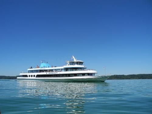 Dampferfahrt auf dem Starnberger See