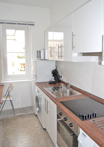 Küche Wohnung Südpark Berlin
