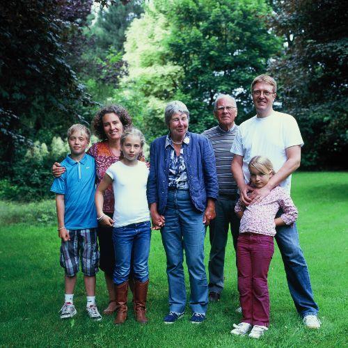 Die ganze Familien de Kok