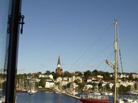'Hafen und Fördeblick' - Ferienwohnung für 6 Personen in Flensburg - kleines Detailbild