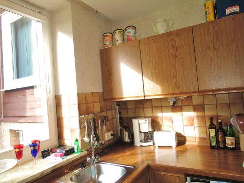 Küche, rechte Seite