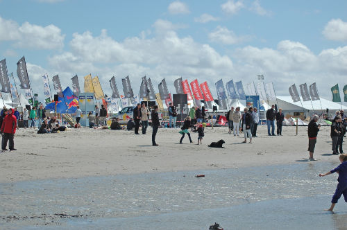 Kitesurf Trophy in St Peter-Ording 2012