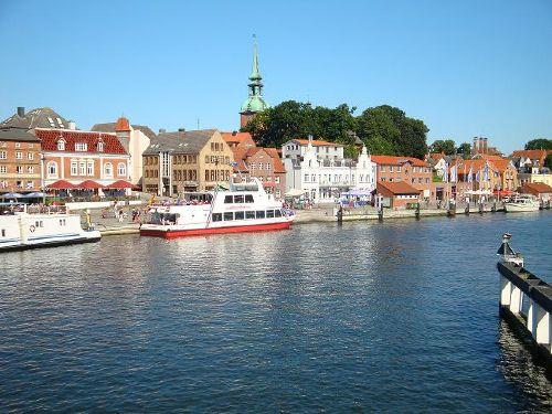 Hafenbereich Stadt Kappeln
