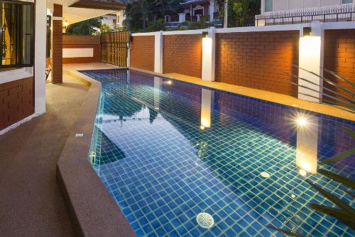 Umgebung von Bungalow Thailand
