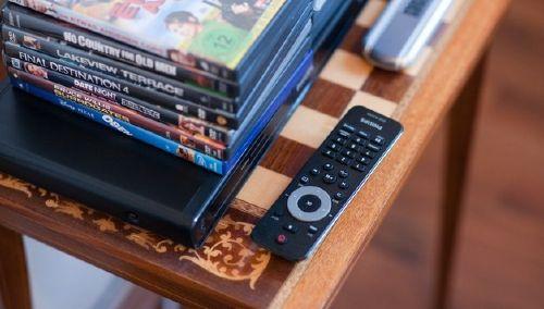 kleine DVD-Sammlung